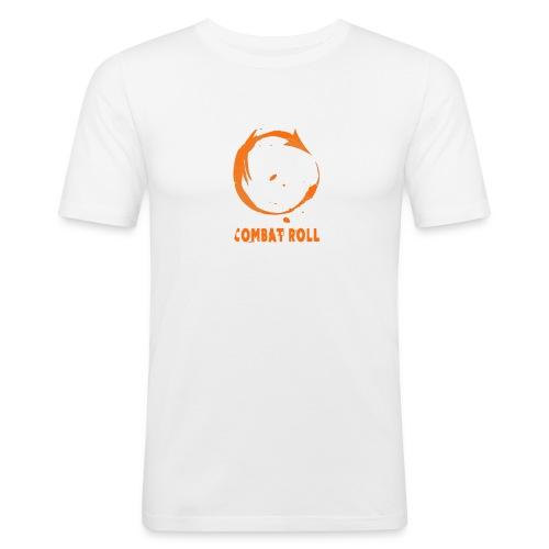 CombatRoll png - Men's Slim Fit T-Shirt