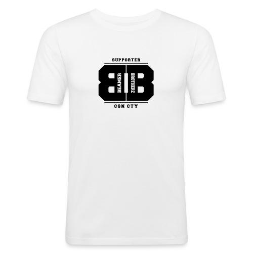 BBz Supporter - Men's Slim Fit T-Shirt