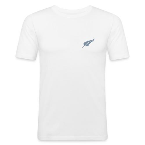 Silver Fern - Men's Slim Fit T-Shirt