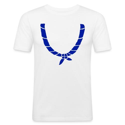 rupu kokeilu - Miesten tyköistuva t-paita