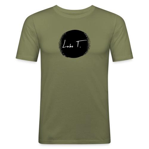 Logo Labo T. - T-shirt près du corps Homme