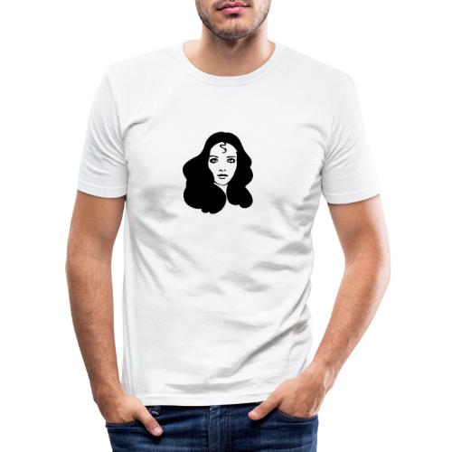fbshirt01front - Männer Slim Fit T-Shirt