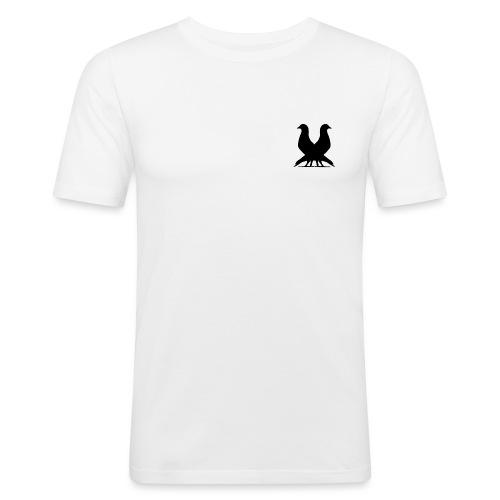 2PIGEONS - Men's Slim Fit T-Shirt