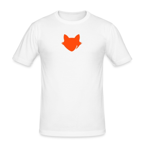 TEAM FOX Logo without Text - Men's Slim Fit T-Shirt