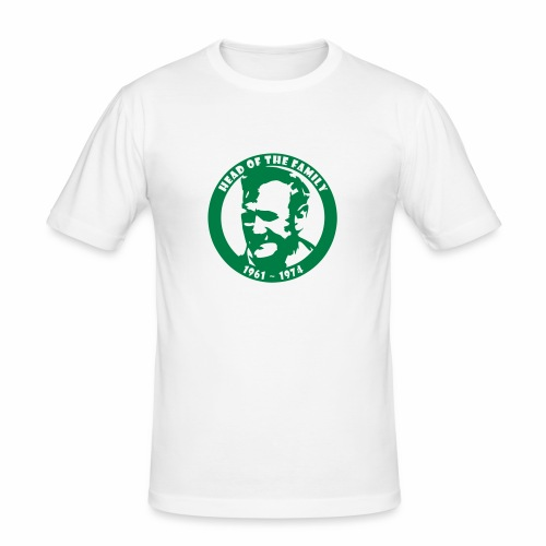 HEAD OF THE FAMILY - Men's Slim Fit T-Shirt