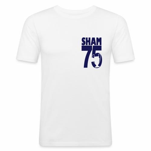 SHAM 75 - Men's Slim Fit T-Shirt