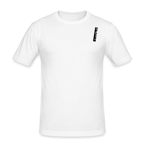 Stefan - Männer Slim Fit T-Shirt