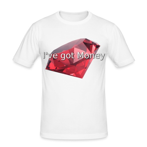 I've got Money - Männer Slim Fit T-Shirt
