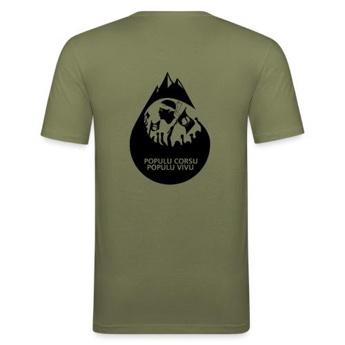 ISULA MORTA - T-shirt près du corps Homme