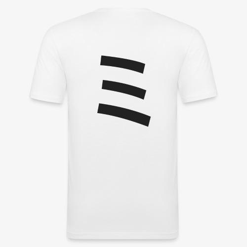 Alex Lander Branding Shape - T-shirt près du corps Homme