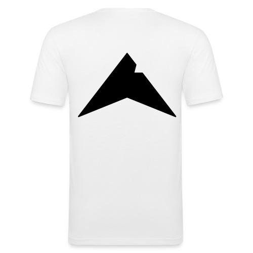 UP-CLAN Logo - slim fit T-shirt