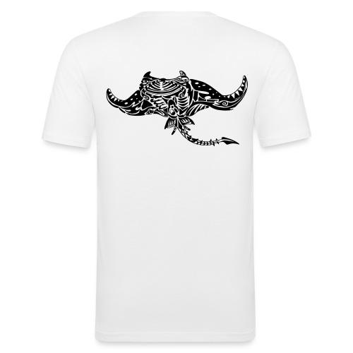 The giant manta - Men's Slim Fit T-Shirt