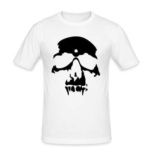 scf ai - Miesten tyköistuva t-paita