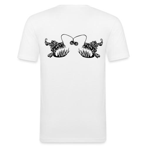 Anglerfish Issues - Men's Slim Fit T-Shirt