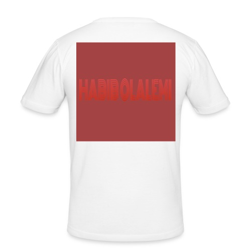 CHANNEL BANNER - Men's Slim Fit T-Shirt