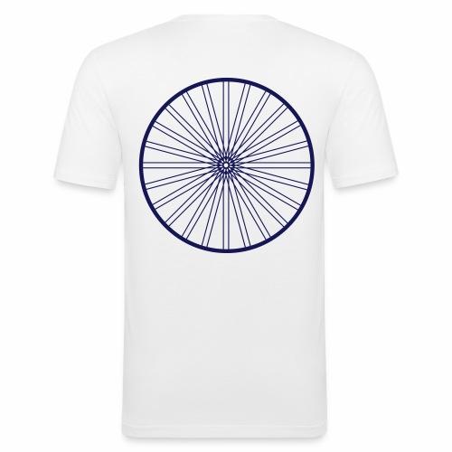 rad_02 - Männer Slim Fit T-Shirt