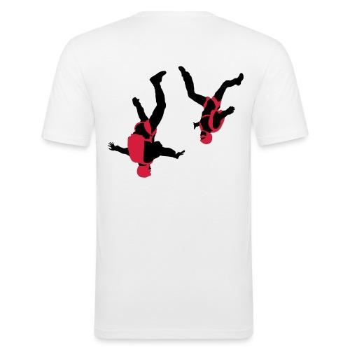 parachutisme Free Fly - T-shirt près du corps Homme