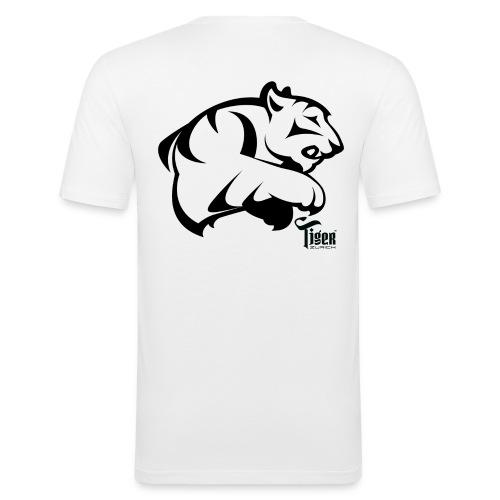 tgrzh style 9 - Männer Slim Fit T-Shirt