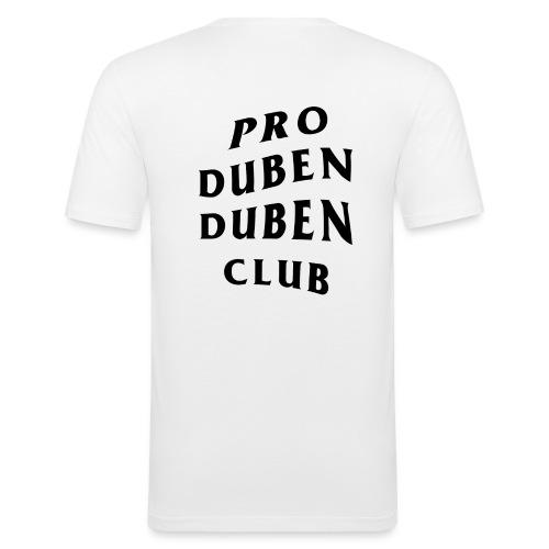 Pro Duben Duben Club S1 - Männer Slim Fit T-Shirt