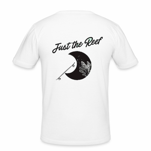 moon just the reef - T-shirt près du corps Homme