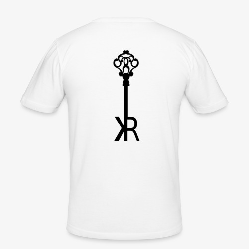keyr. - Männer Slim Fit T-Shirt