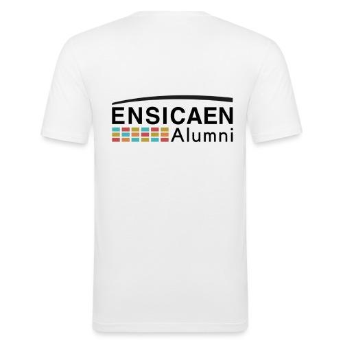 Collection Ensicaen alumni - T-shirt près du corps Homme
