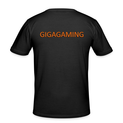 GIGAGAMING - Herre Slim Fit T-Shirt