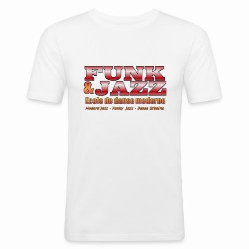 funkjazzgt - T-shirt près du corps Homme