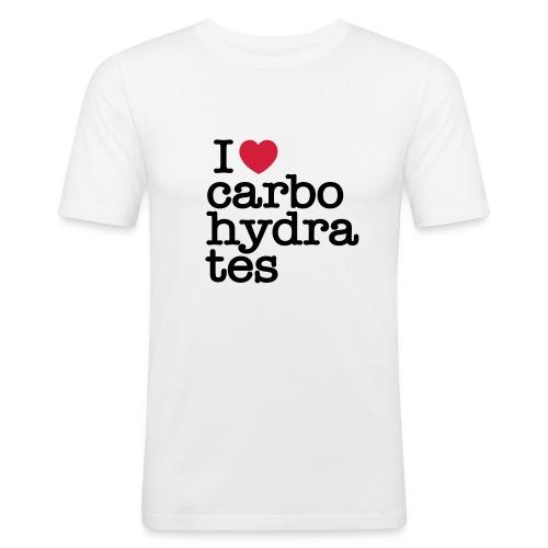 carbolove - Männer Slim Fit T-Shirt