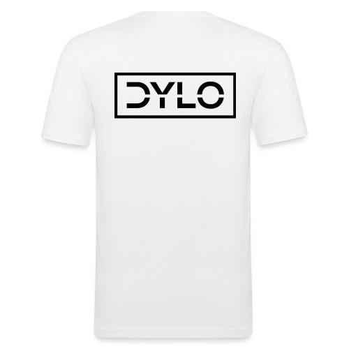 DYLO Logo - Men's Slim Fit T-Shirt