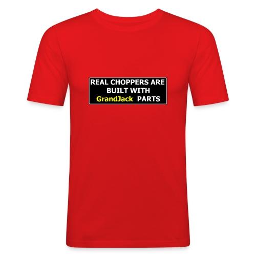 chopper - T-shirt près du corps Homme