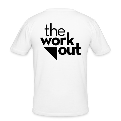 the WORKOUT - Maglietta aderente da uomo