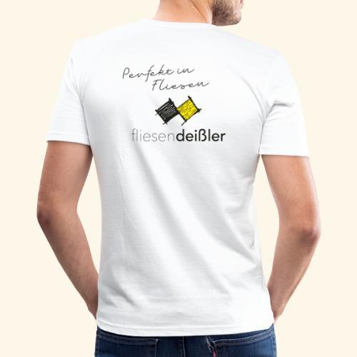 perfekt in - Männer Slim Fit T-Shirt