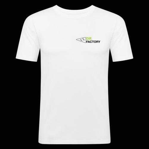 be brave...explore the cave - Männer Slim Fit T-Shirt
