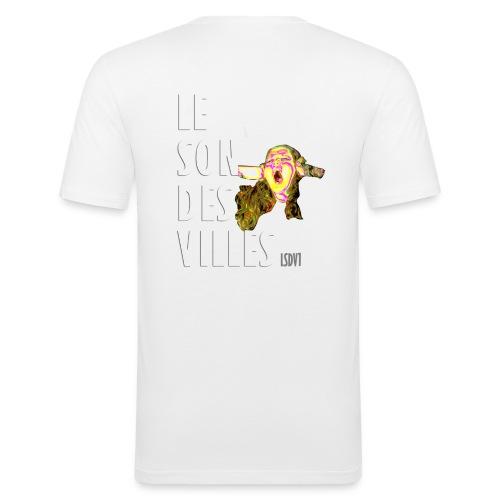 Le Son Des VIlles - T-shirt près du corps Homme