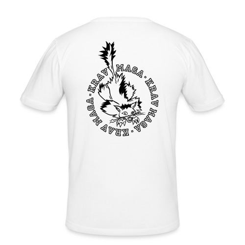 krav back 20 - T-shirt près du corps Homme