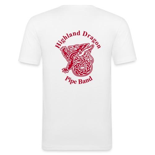 pipeband - Männer Slim Fit T-Shirt