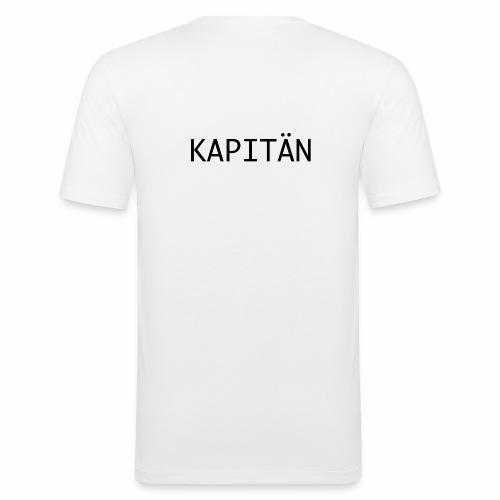 Kapitän - Männer Slim Fit T-Shirt