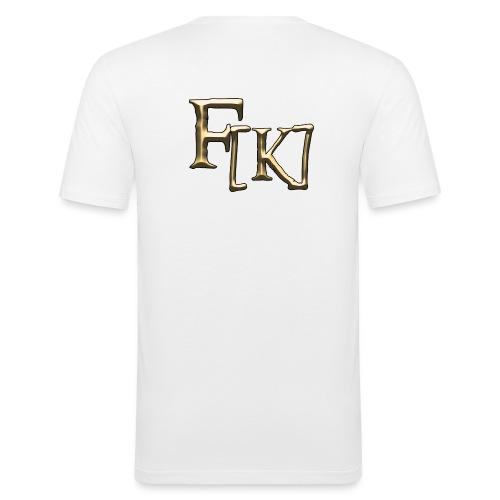 Logo Fantomas Korporation - T-shirt près du corps Homme