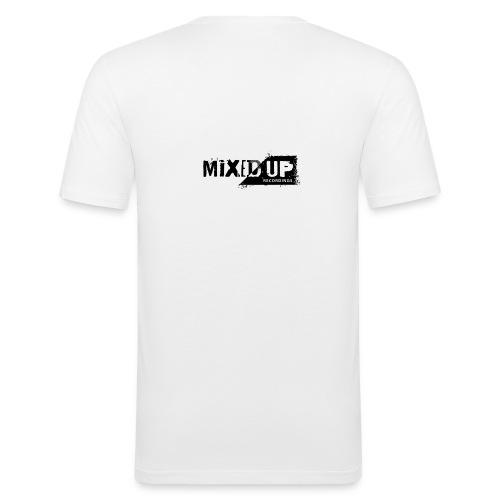 Mixed-Up---Recordings---D - Men's Slim Fit T-Shirt