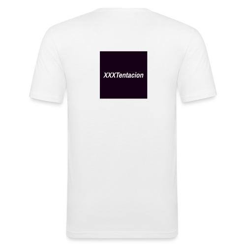 XXXTentacion T-Shirt - Men's Slim Fit T-Shirt