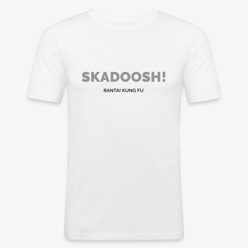 RantaiShirt_000_Schriftma - Männer Slim Fit T-Shirt