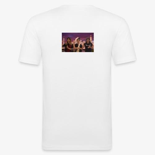 SpecialEdition -Pushpesh - Männer Slim Fit T-Shirt