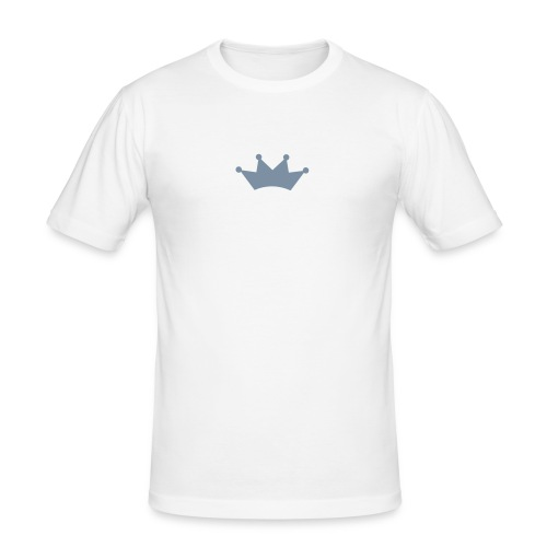 crown - Slim Fit T-skjorte for menn