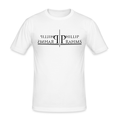 Text2 - Männer Slim Fit T-Shirt
