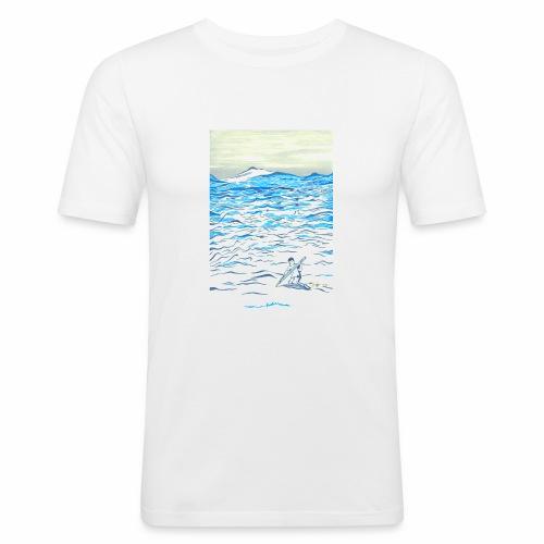 EVOLVE - Men's Slim Fit T-Shirt