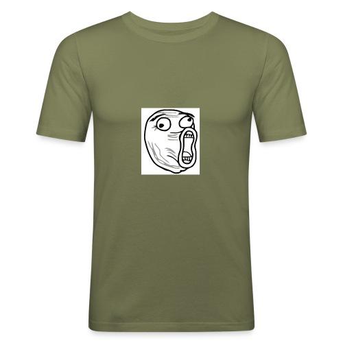 lol guy - slim fit T-shirt