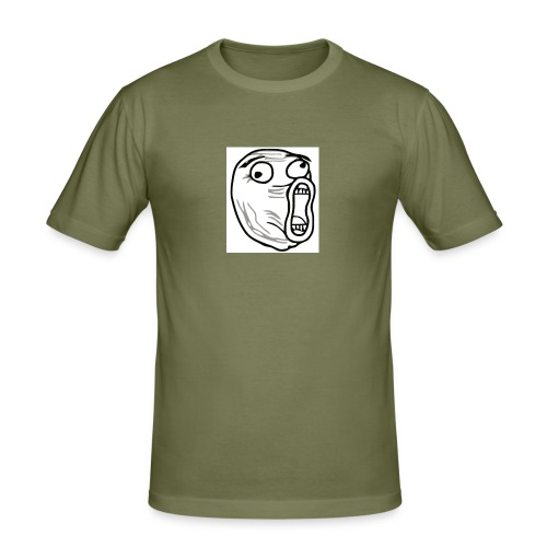 lol guy - slim fit T-shirt
