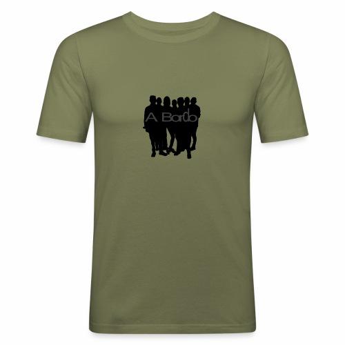 Silueta grupo - Camiseta ajustada hombre