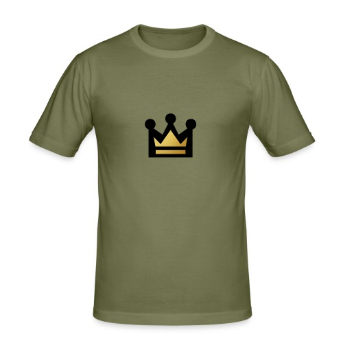 K1NG - Men's Slim Fit T-Shirt